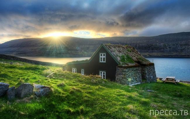 Интересные факты об Исландии...
