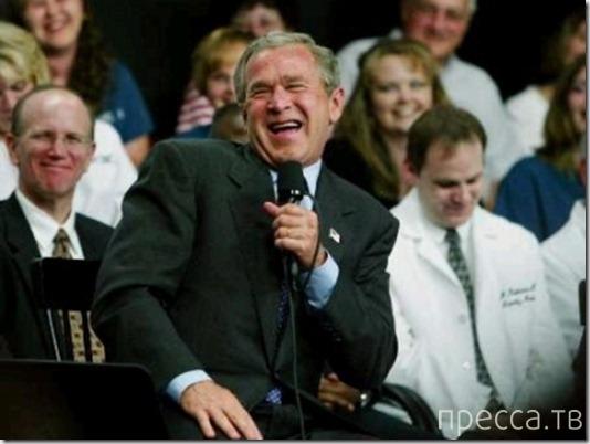 Интересное об американских президентах (9 фото)