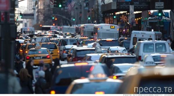 Минусы и плюсы Нью-Йорка (20 фото)
