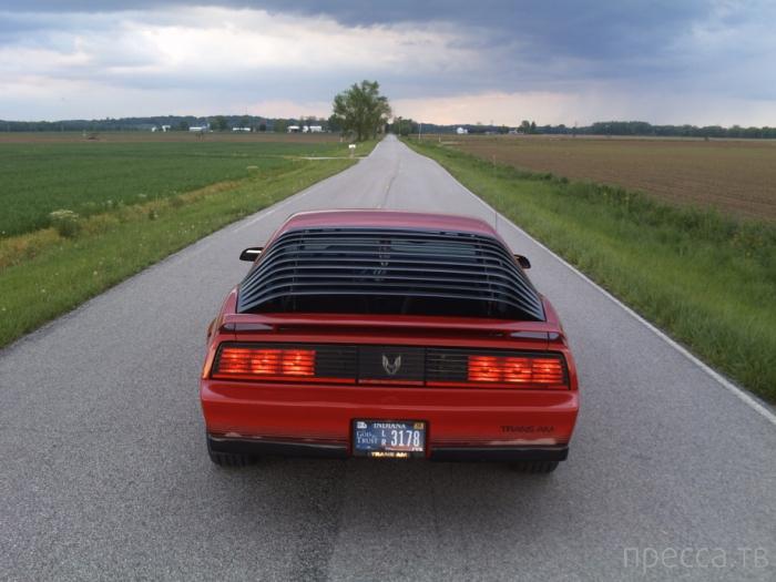 Американские автомобили (35 фото)
