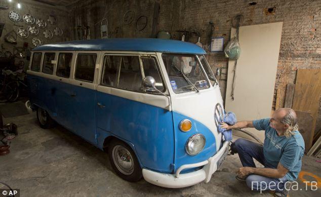 В Бразилии перестанут производить микроавтобусы Volkswagen (11 фото)