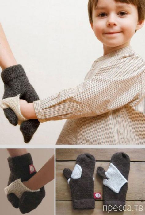Лайфхаки, демонстрирующие творческий подход к воспитанию детей (22 фото)