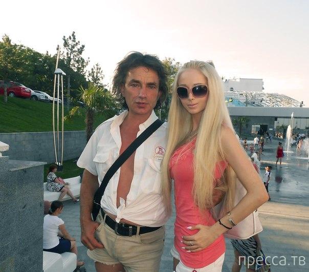 valeria lukyanova husband