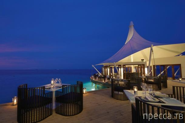 Топ 10: Лучшие отели мира для отдыха в 2014 году (10 фото)