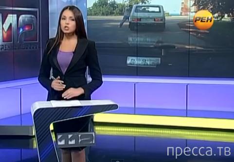 """Нашли водятела, который избил деда на """"Ниве"""" в Копейске Челябинской области..."""