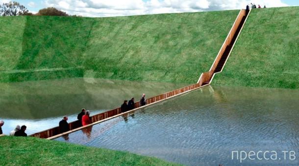 Топ 11: Самые удивительные мосты мира (11 фото)