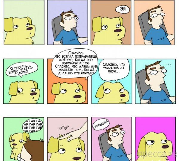 Веселые комиксы, часть 98 (22 фото)