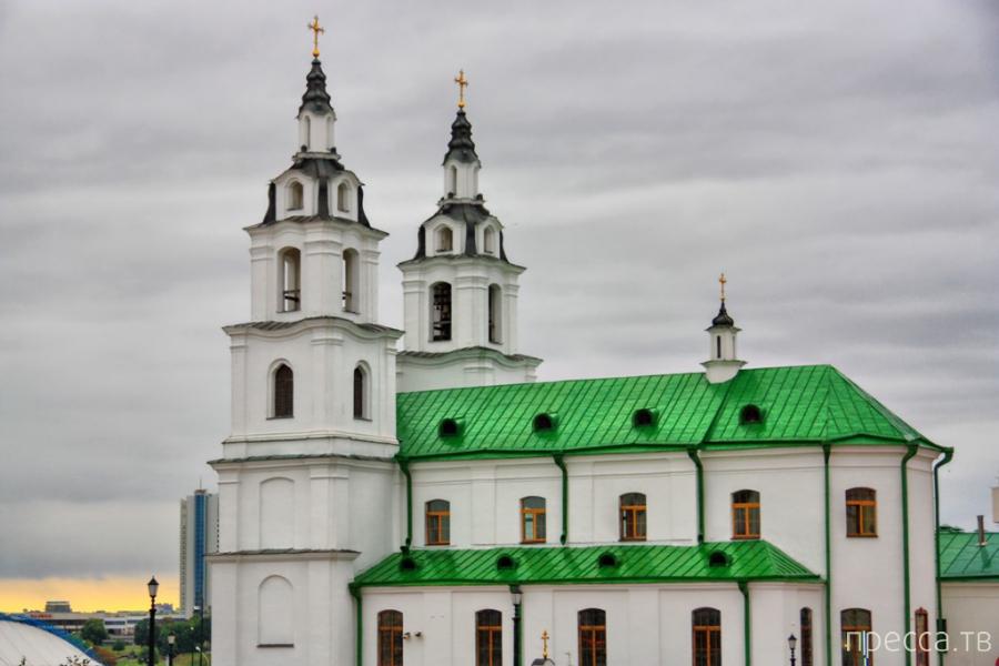 Беларусь. Августовское путешествие в страну порАдка (15 фото)