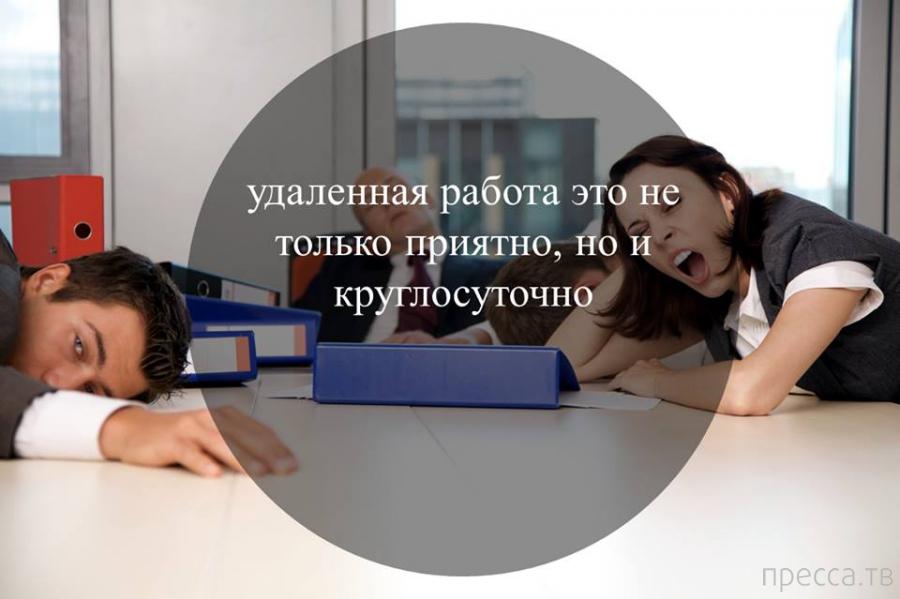 Приколы о нас и о работе (25 фото)
