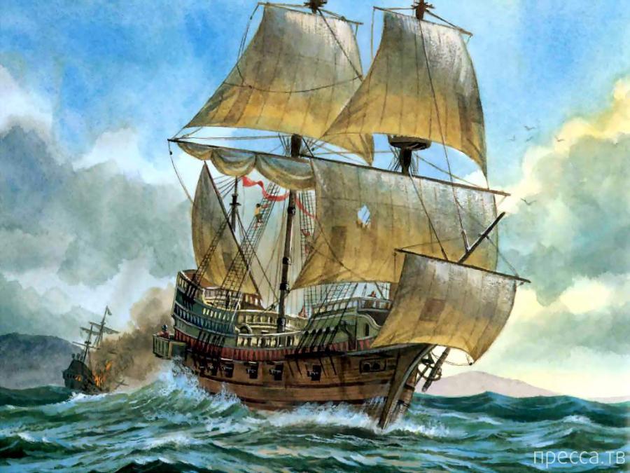 Интересные корабельные факты...