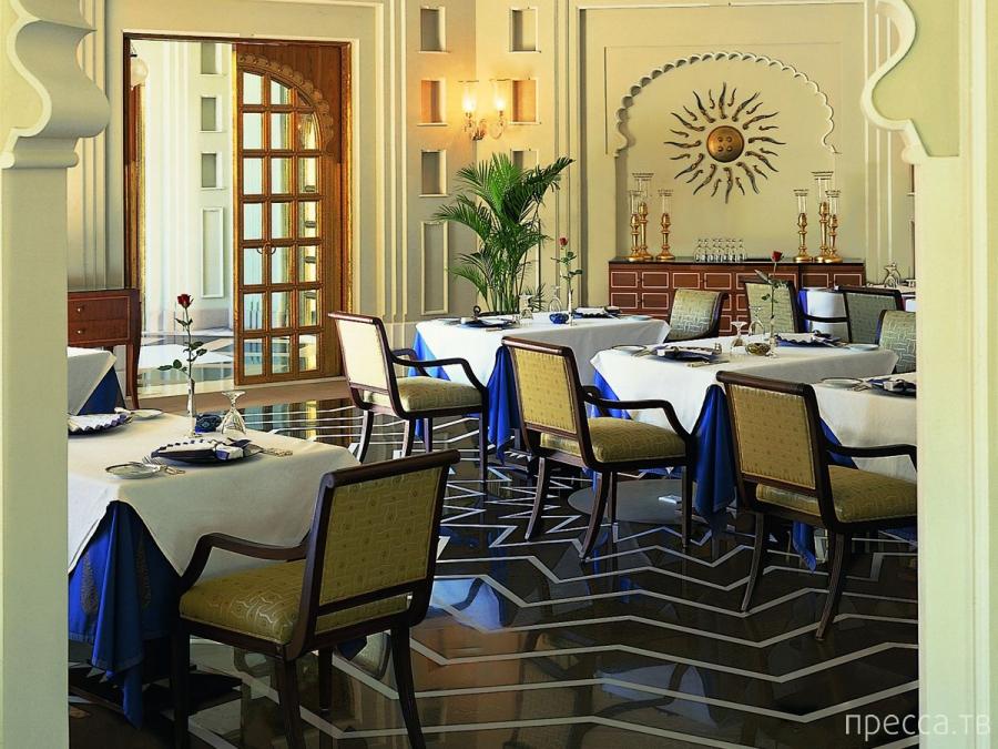 """""""Oberoi Udaivilas"""" - самый шикарный отель Индии (19 фото)"""