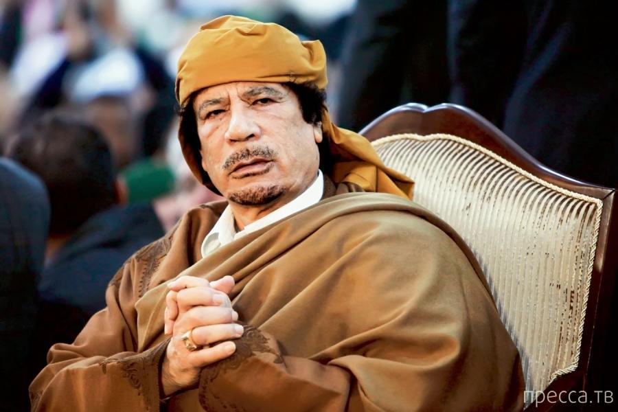"Вот за эти ""грехи"" убили Кадаффи..."
