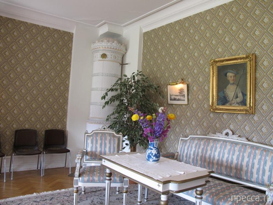 Особняк и музей Альфреда Нобеля в Карлскуге (13 фото)