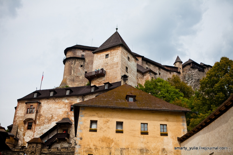 Неожиданный Getaway в августе: Будапешт и Словакия (21 фото)