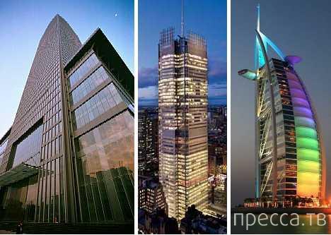 Топ 10: Самые высокие здания в мире (21 фото)