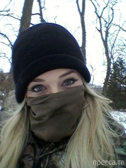 """Тереза Мэри Вэйл - участница конкурса """"Мисс Америка"""" (16 фото)"""