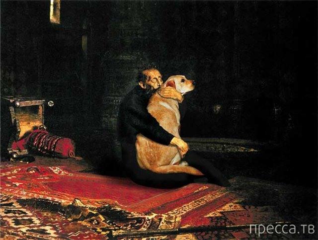 Иван Грозный убивает... всех (21 фото)