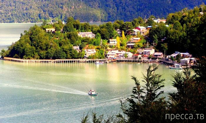 Самые живописные деревни в мире (10 фото)