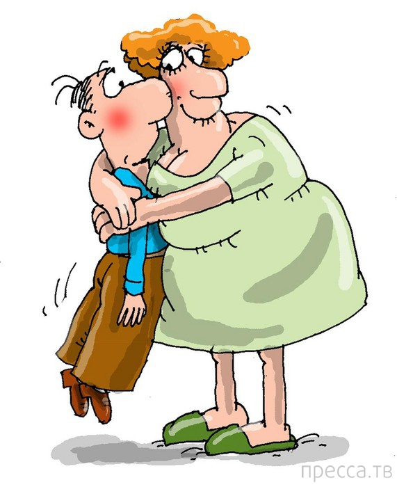 Как себя вести, чтобы мужу хотелось идти домой...