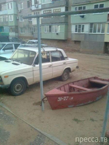 Тем временем в России... (44 фото)