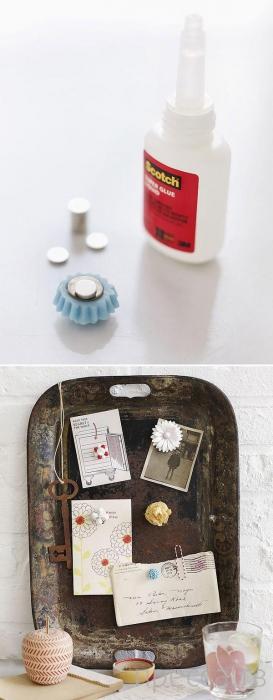 Домашние креативы из старых вещей (25 фото)