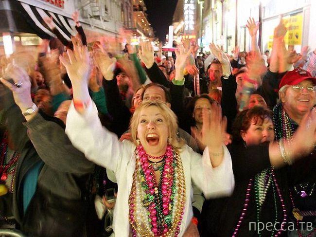Топ 20: Самые необычные праздники мира (21 фото)