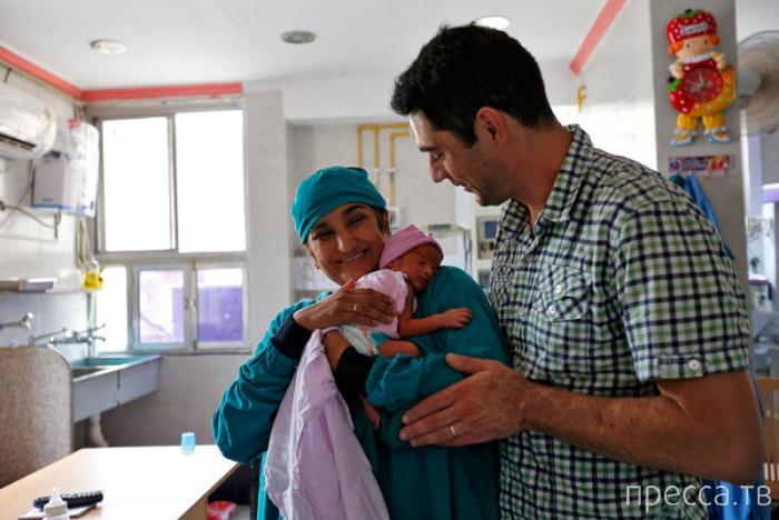 Индия - мировой центр суррогатного материнства (26 фото)