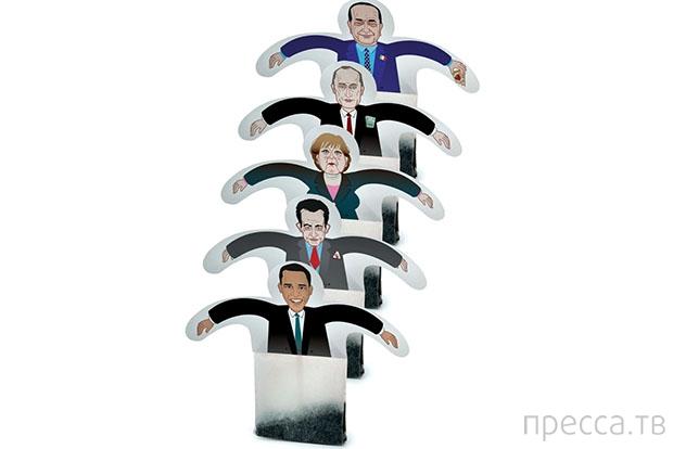 Топ 14: Продукты с изображением политических лидеров на упаковке (14 фото)