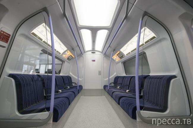 Лондонское метро в недалеком будущем (4 фото)