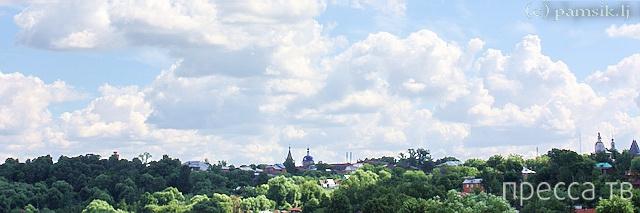 Зарайский рай. Компактный путеводитель по городу (23 фото)