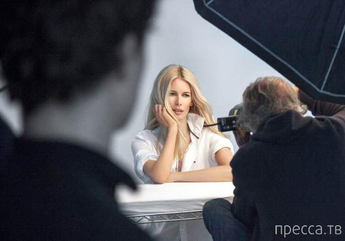Наоми Кэмпбелл появилась в компании с Клаудией Шиффер (12 фото)
