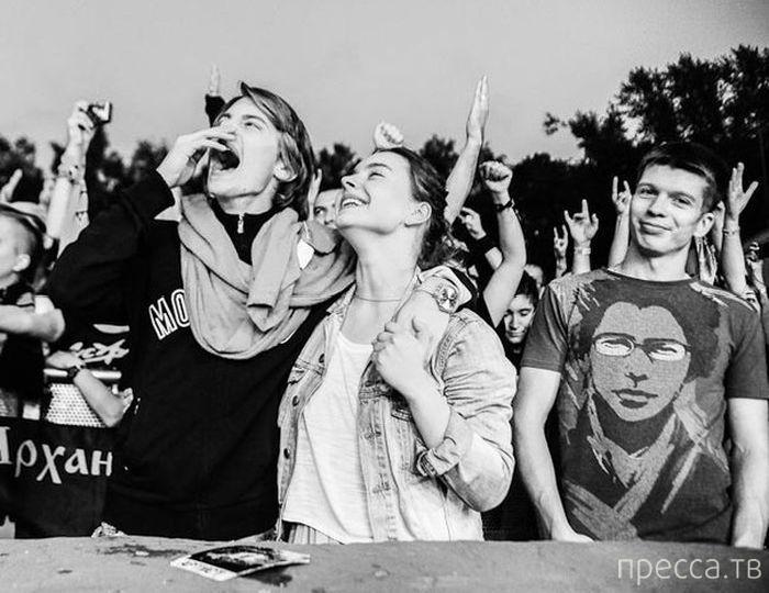 Дети известных российских музыкантов (50 фото)