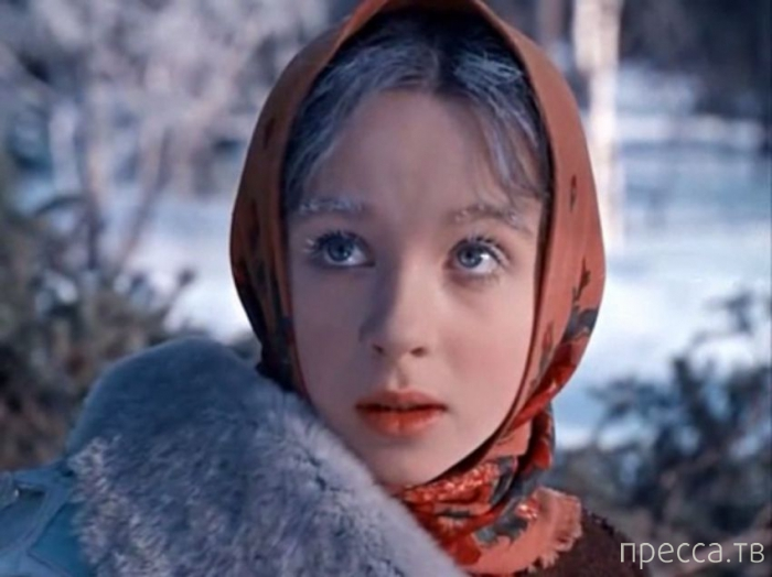 Судьбы актрис советских сказок (7 фото)