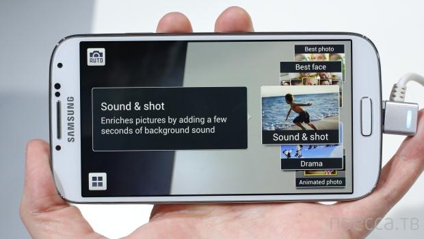 Топ 10: Самые бесполезные функции смартфонов (10 фото)