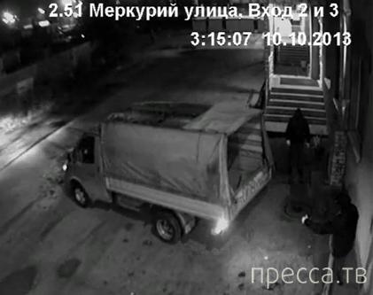 Украли сейф с драгоценностями из ювелирного магазина... г. Дзержинск