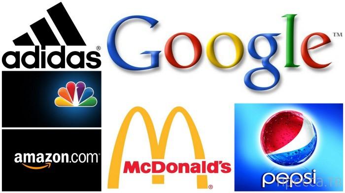 Скрытый смысл логотипов известных компаний ... (11 фото)