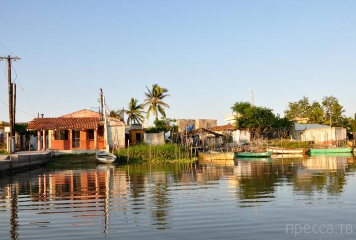 Мескальтитан - мексиканский город-остров (23 фото)