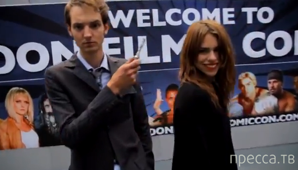 Подборка классного косплея на фестивале Comic Con 2013 в Лондоне