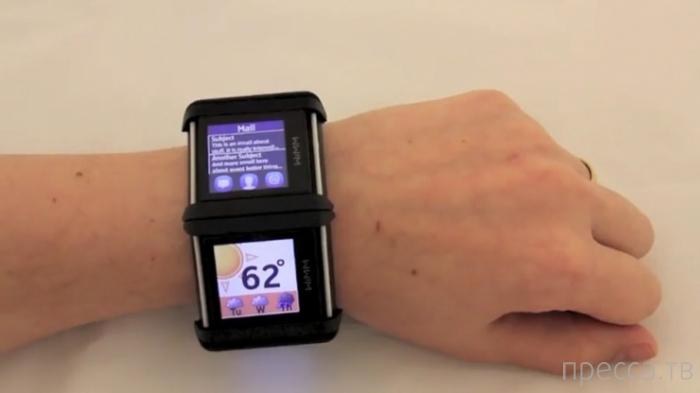 Смарт-часы - Уникальная новинка от Nokia (фото + видео)