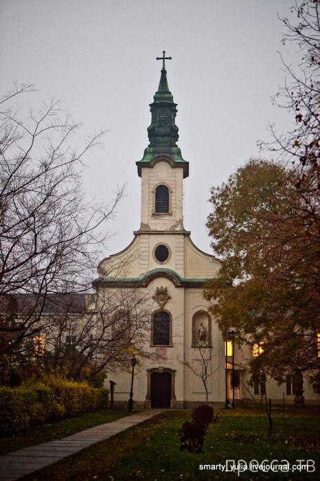 Венгрия: замок Брунсвик в Мартонвашаре (Brunszvik-kastеly) - Бетховенские места (21 фото)