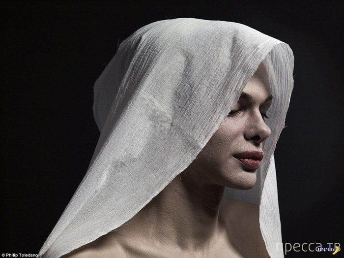 Красота 21-го века от фотографа Филлипа Толедано (11 фото)