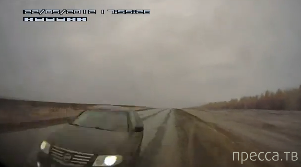 """Водитель """"Nissan Almera"""" не справился с управлением, вылетел на встречку и столкнулся с """"Газелью""""... ДТП под Самарой"""