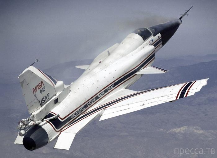 Самые необычные в мире летательные аппараты (22 фото)