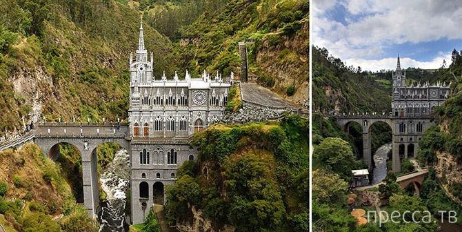 Топ 11: Самые необычные церкви мира (11 фото)