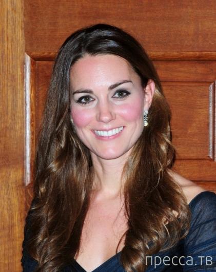 Кейт Миддлтон на благотворительном ужине в Кенсингтонском дворце (10 фото)