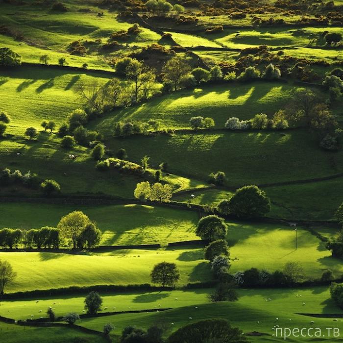 """Красоты нашей планеты из книги """"Lonely Planet's Beautiful World"""" (7 фото)"""