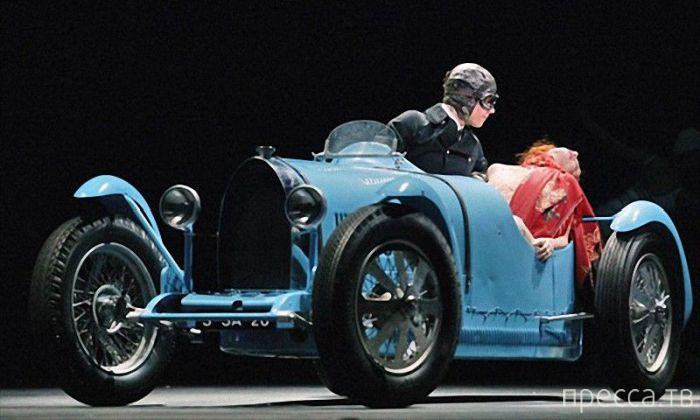 Автокатастрофы XX века, в которых погибли знаменитости (12 фото)