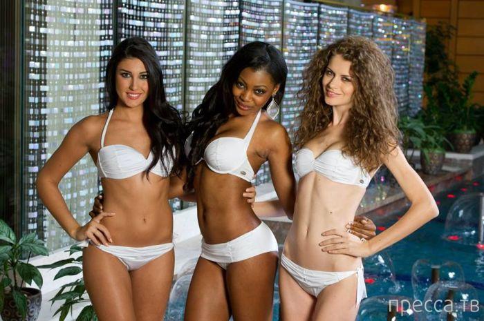 Участницы  конкурса красоты 'Мисс Вселенная 2013' (30 фото)