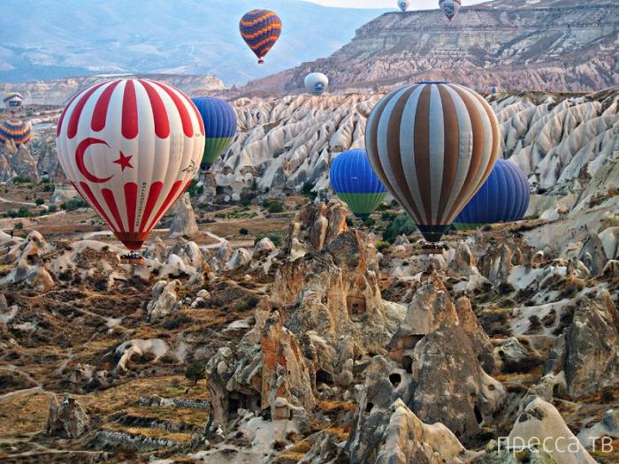 29 октября Турция отмечает День Республики (13 фото)