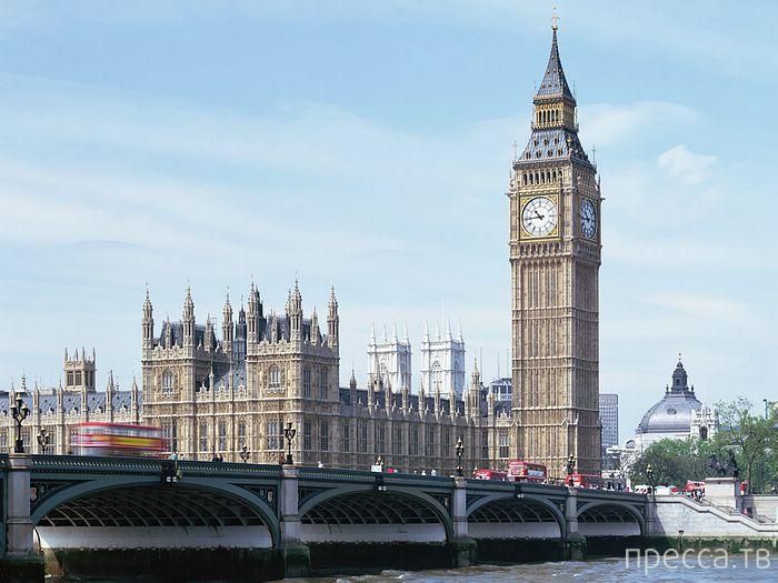 Интересные и необычные факты об Англии... (4 фото)
